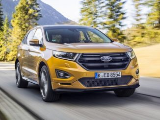 Ford Edge SUV confirmed for Australia
