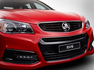 2016 Holden Commodore SV6 Sportswagon Review