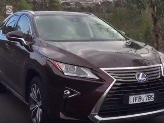 2016 Lexus RX 450h Video Review
