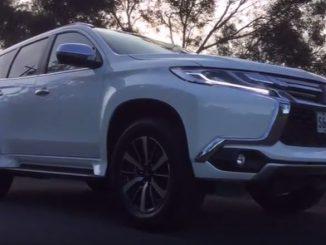 2016 Mitsubishi Pajero Sport Video Review