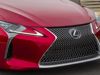 Lexus and Toyota top The Harris Poll 2016