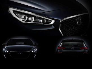 Next-generation Hyundai i30 teased