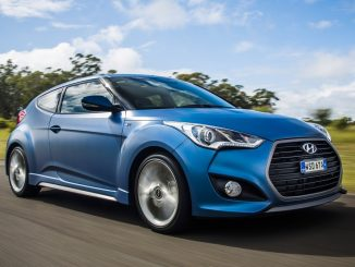 Simplified lineup for Hyundai Veloster
