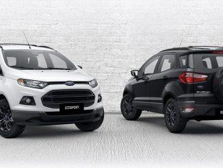 Ford EcoSport Shadow SVP arrives in Dealerships
