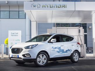 First order placed for hydrogen-powered Hyundai cars