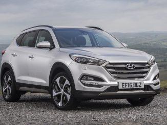 Hyundai Tucson enjoys booming demand in Europe