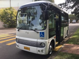 Hino Poncho Bus confirmed for Australia