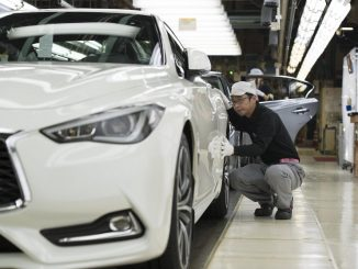 2017 Infiniti Q60 now in production