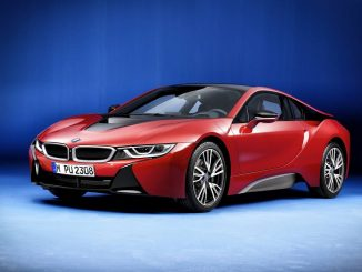 BMW i8 Protonic Red Edition confirmed for Australia
