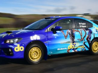 Subaru takes honours in Southern Safari Tasmania