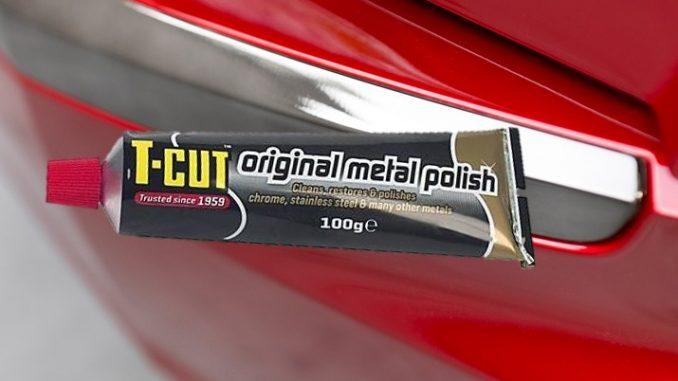 T-Cut Metal Polish