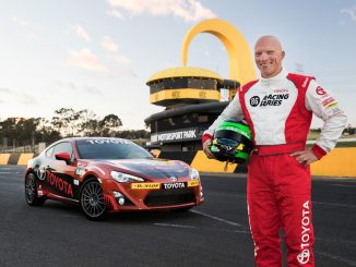Motorsport legends join Toyota 86 ranks