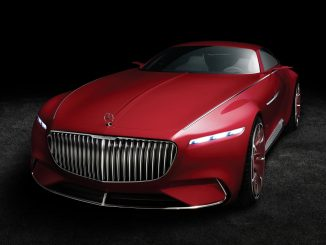 Vision Mercedes-Maybach 6 set for Pebble Beach debut
