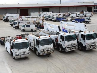Zinfra Group Isuzu fleet swells to 400