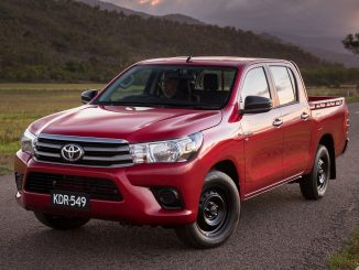 Toyota HiLux remains best-selling ute in August 2016