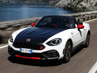 More info on 2017 Abarth 124 Spider released