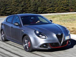 Updated Alfa Romeo Giulietta brings new looks for 2017