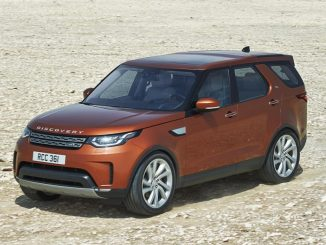 New Land Rover Discovery unveiled