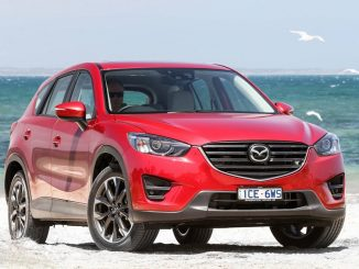 2017 Mazda CX-5 welcomes added safety gear