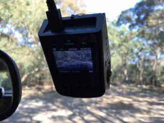 A118C - B40C 1080P FHD 170 Degree Wide Angle Car DVR