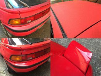 Altrex Auto Accessories One Day Car Restoration