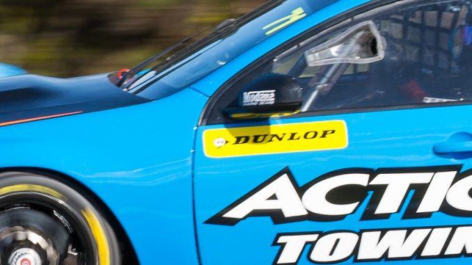 Dunlop Tyres extends Supercars deal