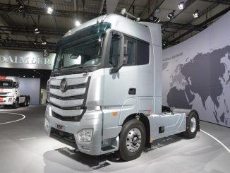 Foton launches new fuel efficient truck line