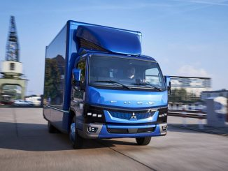 All-electric Fuso Canter confirmed for Australia
