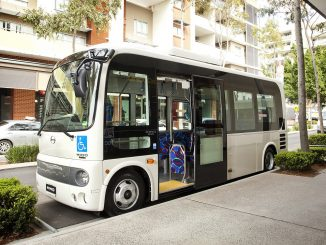 Hino to debut Poncho at Sydney Bus Show