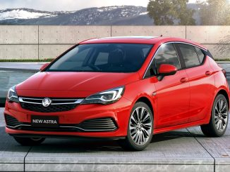 2017 Holden Astra Australian pricing confirmed