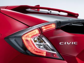Honda to debut new Civic Hatchback in Paris