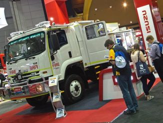 Isuzu say they are happy with 2016 AFAC response