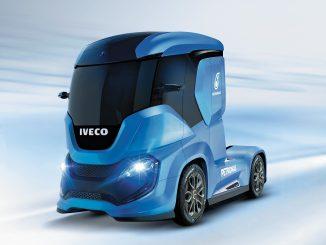 Iveco Z TRUCK Concept a glimpse of the future