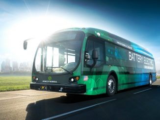 Proterra unveils new electric city bus with 560km range