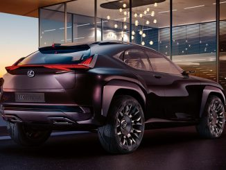 Lexus considering another SUV model