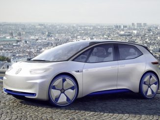 Volkswagen shows I.D. Electric Concept Car in Paris