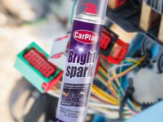 Workshop Wonders Bright Spark Aerosol