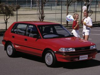 Toyota celebrates Corolla 50th anniversary