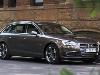 2016 Audi A4 Avant Quattro S-Line Review