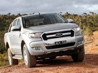 Ford Ranger knocks off Toyota HiLux in 4x4 ute race