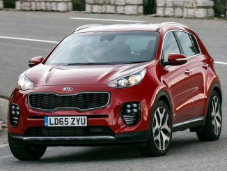 Kia Sportage continues to be Kia's best-selling model