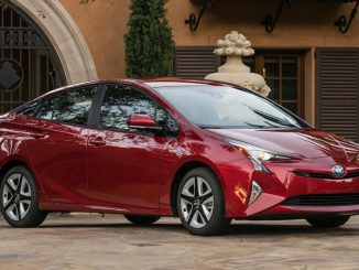 Toyota Prius recalled in U.S. over parking brake issue
