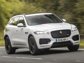 Jaguar F-PACE diesel recalled over starter motor issue