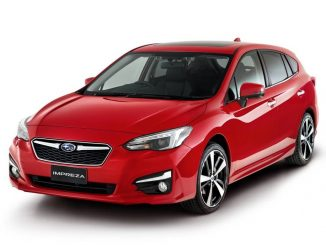 2017 Subaru Impreza gets extended servicing intervals