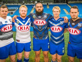 Kia becomes major sponsor of the Canterbury-Bankstown Bulldogs
