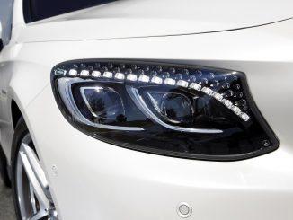 Headlight recall for Mercedes-Benz S-Class