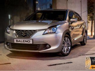 Suzuki Baleno named best small Irish car