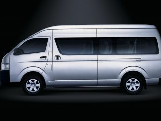Toyota HiAce Australia's best-selling bus in September