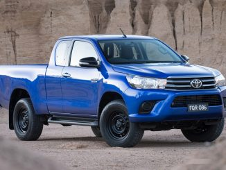 Toyota HiLux remains Australia's favourite ute in October 2016