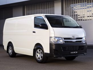 Transmission shifter issue sparks Toyota HiAce recall
